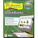 Professor Teaches Quickbooks 2008 ~ INDIVIDUAL SOFTWARE INC