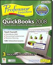 Professor Teaches Quickbooks 2008
