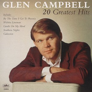 Glen Campbell - Glen Campbell 20 Greatest Hits - Zortam Music