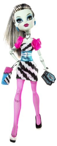 Monster High Dawn of the Dance Frankie Stein Doll