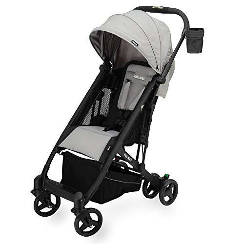 New RECARO Easylife Ultra-Lightweight Stroller, Granite