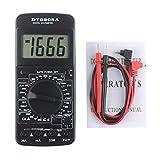 DT9205A Digital Multimeter AC/DC Voltmeter Ammeter Resistance Capacitance Meter #Sep.08