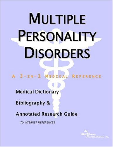 an overview of the multiple personality disorder in the past centuries and the medical research The term multiple personality disorder is the common term for one type of dissociative disorder, now referred to in clinical settings as dissociative identity disorder this term came into use around 1994, in the dsm-iv, to describe a better understanding of multiple personality disorder and other, similar disorders.