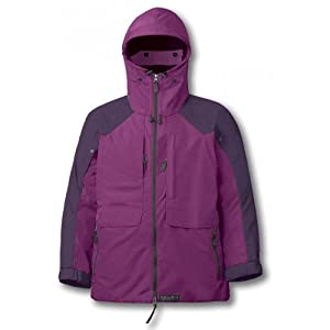 Paramo Directional Clothing Systems Women's Alta II Waterproof Breathable Jacket - Fox Glove, Small
