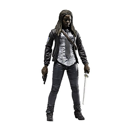"Action Figures The Walking Dead TV Series 9 Michonne 6"" Hero Series Toys"