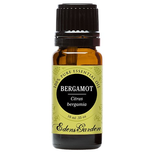 Bergamot 100% Pure Therapeutic Grade Essential Oil by Edens Garden- 10 ml