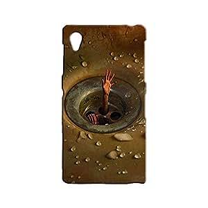 G-STAR Designer 3D Printed Back case cover for Sony Xperia Z1 - G3360