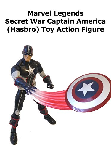 Review: Marvel Legends Secret War Captain America (Hasbro) Toy Action Figure