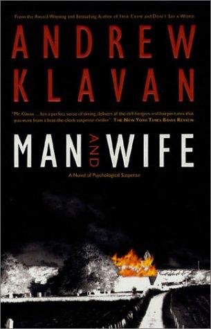 Man and Wife, Andrew Klavan