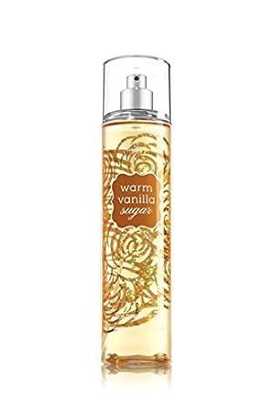 Bath and Body Works Warm Vanilla Sugar Fine Fragrance Mist
