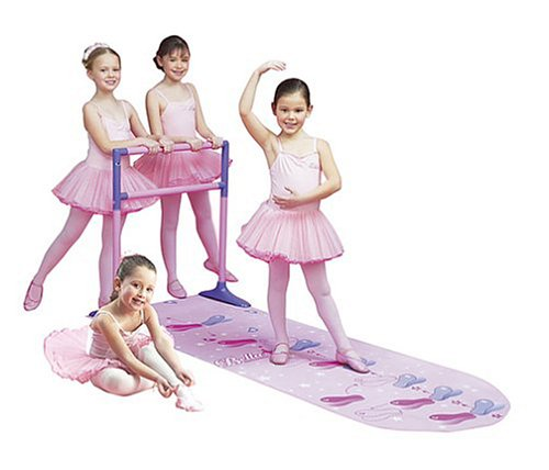 Save On Bella Dancerella Home Ballerina Studio With Vhs