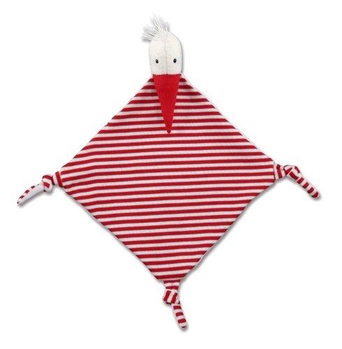 Cuddly Cloth Doll Stork