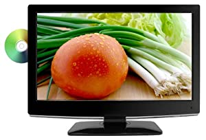 Hiteker MSAV1931-K3-D0 19-Inch 60Hz LED HDTV/DVD Combo