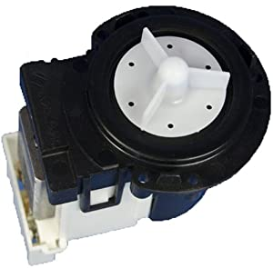 Lg Electronics 4681ea2001t Washing Machine Drain Pump And Motor Assembly Home