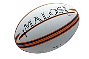 Buy Rugby Ball (Training) - Malosi Saber, Size 5 [Official] by Malosi