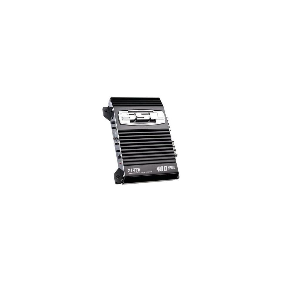 Soundstorm Laboratories 2f400 400 Watt 2 Channel Force Mosfet Pb717x 1000watt 2channel Bridgeable Amplifier Car Electronics Power