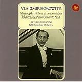 チャイコフスキー:ピアノ協奏曲第1番 / ムソルグスキー:組曲「展覧会の絵」