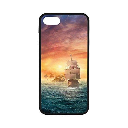 sunseta-pirate-ship-sea-ocean-sunset-skull-land-rubber-case-for-iphone-6-plus-6s-plus-7-plus47