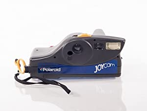 Polaroid Black / Blue JoyCam 500 Instant Camera