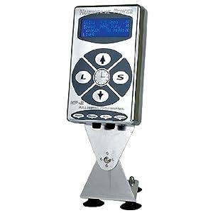Monster Point HP5 Hurricane Digital DUAL Tattoo Power Supply Unit SILVER