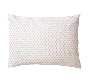Dwell Studio DwellStudio Standard French Back Floral Dot Pale Rose Pillow Case at Sears.com