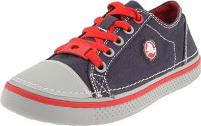 Crocs Hover Sneak Boys CR.11682 - Zapatillas de deporte de tela para hombre, color azul, talla 25