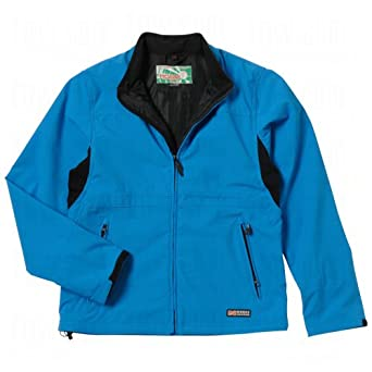 Ansai Golf Ladies Fashion Golf Jacket (Sapphire, Large) by Ansai Golf