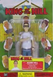 King of the Hill---hank Hill Action Figure--by Toycom