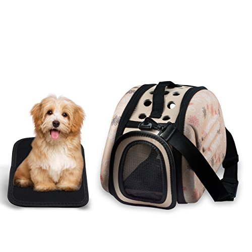 Airline-Approved-Pet-Carrier-For-Very-Small-Dogs-And-Cats-Convenient-125x85x8-Under-Seat-Design-By-Paw-Pals