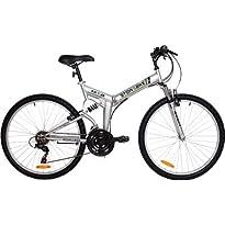 Shimano Stowabike 26 Inches Folding Dual Suspension Mountain Bike