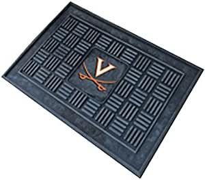 Fan mats university of virginia door mat for Door mats amazon