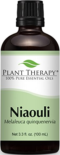 Niaouli Essential Oil. 100 ml (3.3 oz). 100% Pure, Undiluted, Therapeutic Grade.