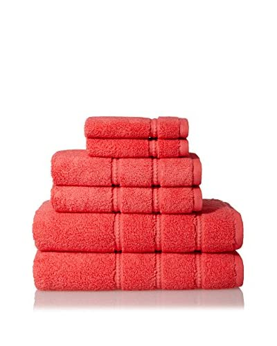 Espalma Casa 6-Piece Terry Towel Set, Melba