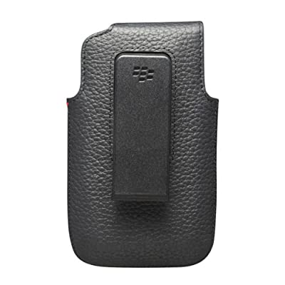 BlackBerry Bold 9790 Leather Holster - Black - ACC-41815-201 by Blackberry