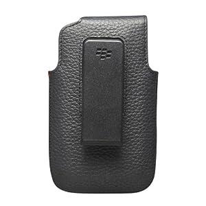 BlackBerry Leder Holster für Bold 9790 schwarz