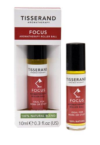Tisserand Focus Aromatherapy Roller Ball