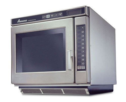 Amana Rc30S 3000 Watt Commercial Microwave back-620051