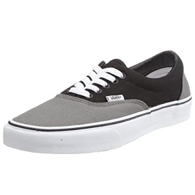 Vans U Era, Baskets mode mixte adulte - Gris (Pewter/Black), 34.5 EU