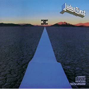 Amazon.com: Point of Entry: Judas Priest: Music