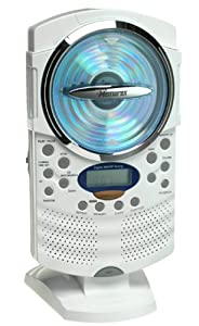 Memorex MC1008 Shower CD Radio