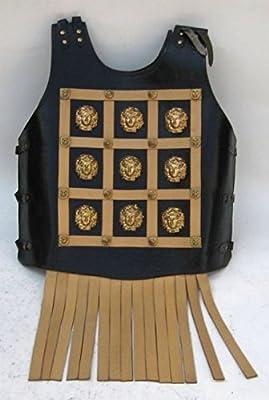 Nauticalmart Faux Leather Armor Jacket (L-20005)