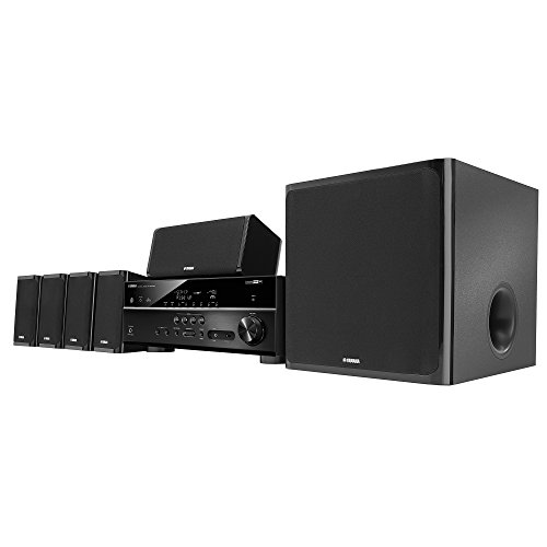 Yamaha YHT-5920UBL MusicCast Home Photo