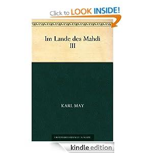 Im Lande des Mahdi:Band 2 (German Edition) Karl May