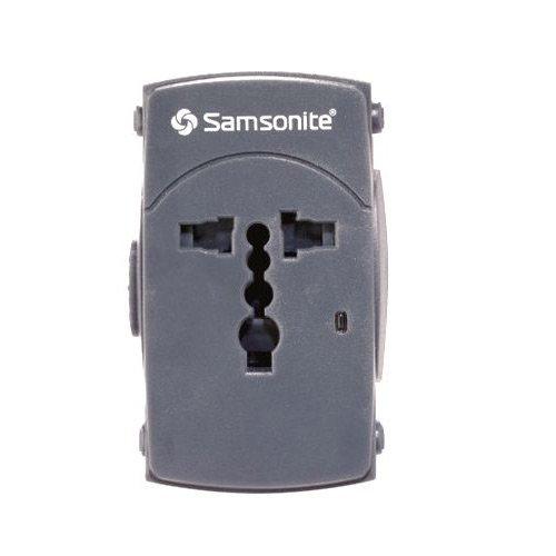 Travel Accessories Samsonite Universal Adapter Plug Grey