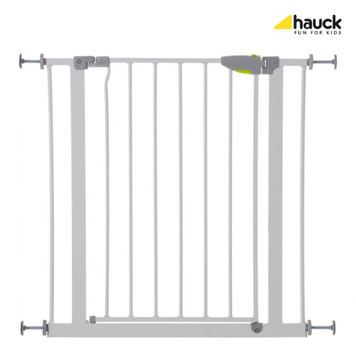 Squeeze Handle Safety Gate - 1