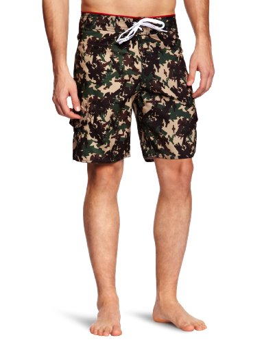 Independent Awol Men's Shorts Camo W32 IN
