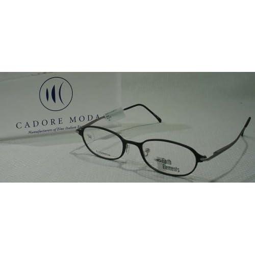 Amazon.com: NEW Cadore Moda AL-3 Slate Eyeglass Frame W Case