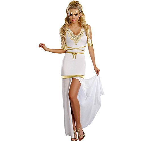 Aphrodite Goddess of Love Adult Costume