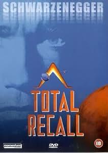 Total Recall [DVD] [1990]