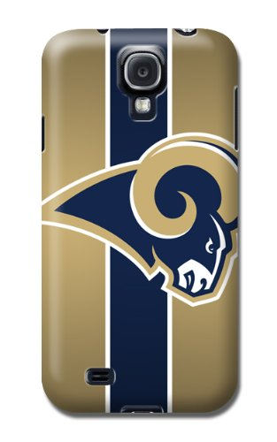 Luminous Style Hard football NFL St. Louis Rams Skin Back Case Cover For samsung Galaxy s4 LiTian Case at Amazon.com